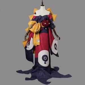 Fate/Grand Order コスプレ 葛飾北斎 霊基再臨第二段階  コスプレ 衣装 FGO コスプレ 女性