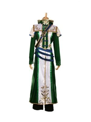 真・三國無双7 魏 徐庶(元直)司馬徽の門下生 優秀な軍師 コスプレ衣装