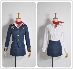 コスプレ 衣装 うたの☆プリンスさまっ・ Shining Airlines 月宮林檎(つきみや りんご)  機長制服 コスチューム