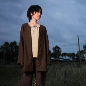 進撃の巨人 エレン・イェーガー 幼年期 コスプレ衣装