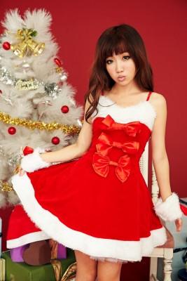 サンタ コスプレ クリスマス衣装 コスチューム 送料無料