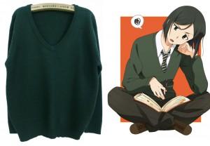 Fate/Zero ウェイバー・ベルベット セーター コスプレ衣装
