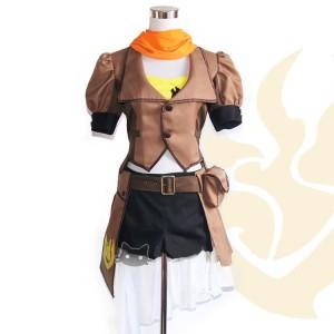 RWBY Yellow Trailer Yellow Yang Xiao 赤ずきんちゃんの逆襲  コスプレ衣装