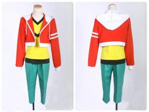 イナズマイレブンGO vs ダンボール戦機W風 山野バン コスプレ衣装