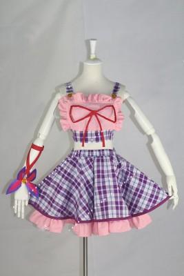 アイカツ! アイドルカツドウ! 紫吹 蘭 (しぶき らん)コスプレ衣装