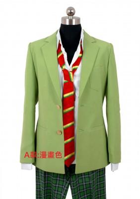CODE:BREAKER コード:ブレイカー/コードブレイカー 風 閉成学院制服 コスプレ衣装