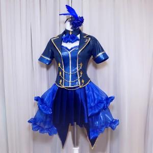 『アイドルマスターシンデレラガールズ』 速水奏 はやみかなで  学園祭 文化祭 コスチューム 仮装  CGSS-Tulip