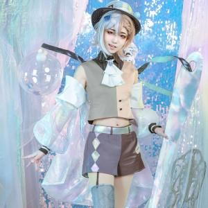 アリス・イン・ワンダーランド マッドハッター コスプレ衣装 コスチューム cosplay