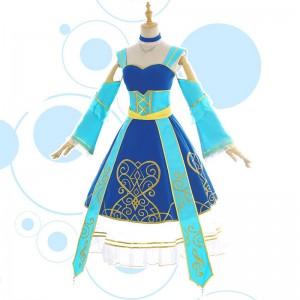 LOL リーグ・オブ・レジェンズ 琴女 コスチューム 魔法茶会洋装
