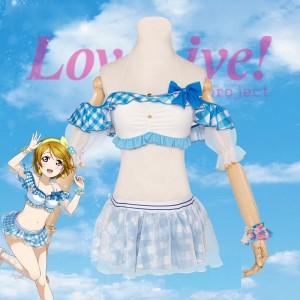 love live ラブライブ!小泉花陽 こいずみはなよ 水着 覚醒  コスプレ衣装 コスチューム