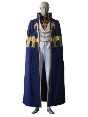 コードギアス 枢木スザク のコスプレ衣装