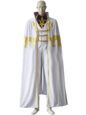 コードギアス Bismarck Waldstein のコスプレ衣装