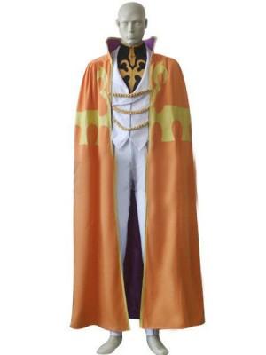 コードギアス Luciano Bradley のコスプレ衣装