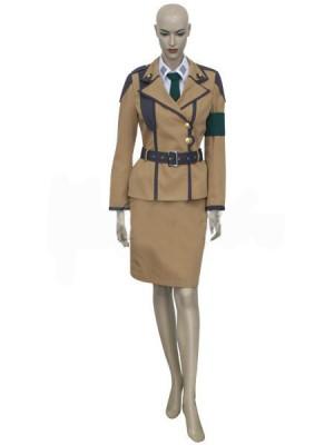 コードギアス セシル・クルーミーのコスプレ衣装