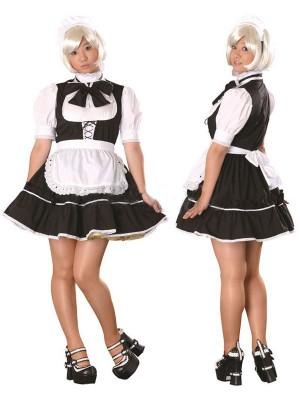 女装 メイド服風コスチューム衣装 制服 コスプレ衣装