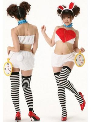 Cosplayキュートなアリスのメイド服 コスチューム衣装