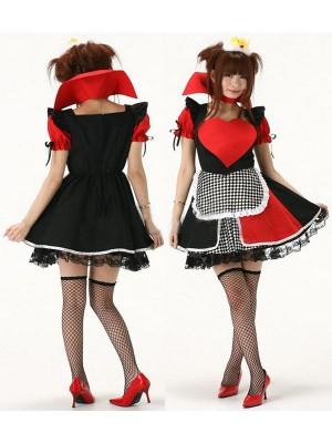 Cosplayアリスのメイド服 ラブリーメイド服 コスチューム衣装