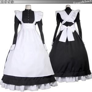 ブラック・ラグーンロベルタメイド服コスプレ衣装