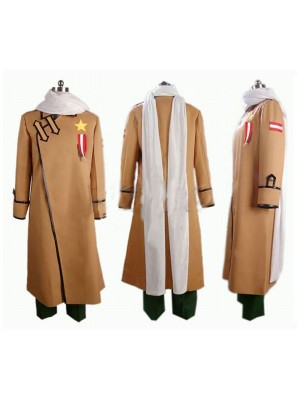 ヘタリア ロシア軍服風コスプレ衣装