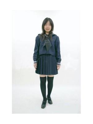 目○学園高等学校 冬服衣装