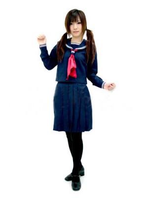 学院女制服衣装