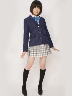 学園風制服衣装