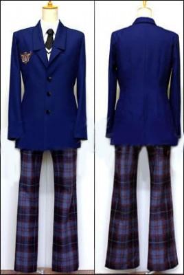 ヘタリア(学ヘタ)学園 男子制服 コスプレ衣装