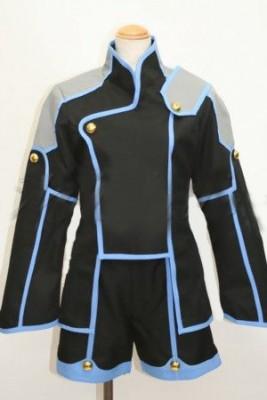 コードギアスR2 黒の騎士団風コスプレ衣装