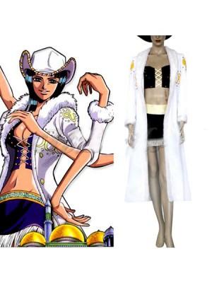 ワンピース ニコ・ロビンのコスプレ衣装 ミス・オールサンデー