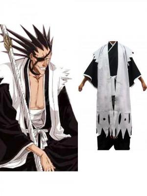 ブリーチ 11番隊隊長更木剣八(ざらき けんぱち)(Zaraki Kenpachi )コスプレ衣装