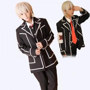 ヴァンパイア騎士 錐生 零(きりゅう ぜろ) 学生服 男子制服コスプレ衣装