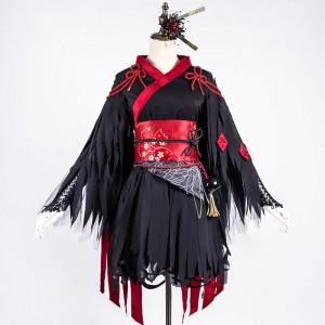 甲鉄城のカバネリOP EGOIST KOF コスプレ衣装 イベント コスチューム