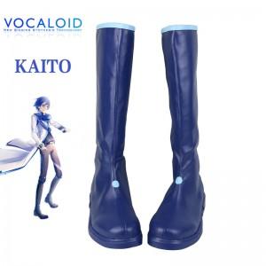 ボーカロイド VOCALOID kaito カイトブーツ コスプレ靴