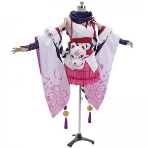 崩壊学園 八重桜 巫女服 イベント コスプレ衣装