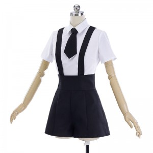 宝石の国 全員夏服 制服風 ネクタイ付 コスプレ衣装