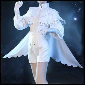 宝石の国 アンタークチサイト  同人礼服 コスプレ衣装