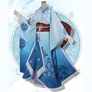 Re:ゼロから始める異世界生活 レム 和服 青色