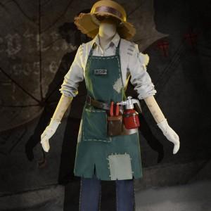 第五人格 IdentityⅤ 艾瑪・伍茲 園丁 コスプレ衣装 サバイバーエミリーコス服激安
