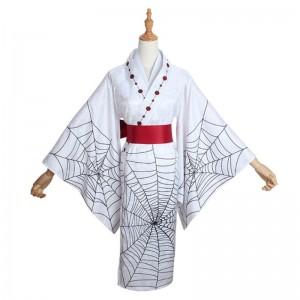 鬼滅の刄 コスプレ衣装 累 下弦の伍 着物 和服
