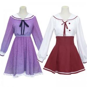 彼女、お借りします  桜澤墨 可愛 ドレス 日常服 コスプレ衣装 仮装