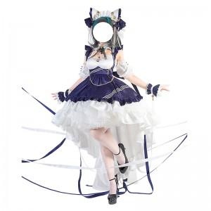 アズールレーン Azur Lane ドレス  アニメ  セーラー服  制服 オーダーメイド  コスプレ衣装