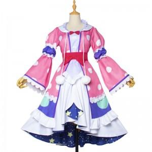 魔王城でおやすみ   イェリスプリンセス 可愛い  ドレス 寝巻  アニメ コスプレ衣装   仮装