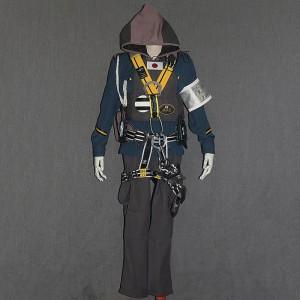 レインボーシックス  シージ 火花 Rainbow Six Siege HIBANA コスプレ衣装 セット