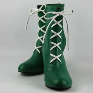 美少女戦士セーラームーン 木野 まこと コスプレ靴 セーラージュピターブーツ