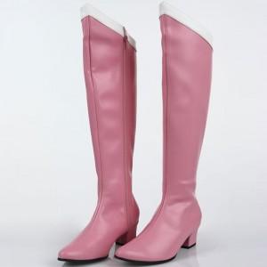 美少女戦士セーラームーン ちびうさブーツ セーラーちびムーン コスプレ靴