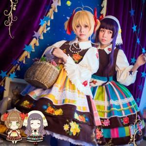 カードキャプターさくら 木之本桜 さくらちゃん ポーランド風 民族風 コスプレ衣装