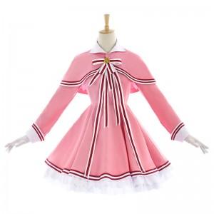 カードキャプターさくら クリアカード編 バトルコスチューム メイン 洋服  ピンク 戦闘服