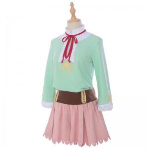 カードキャプターさくら クリアカード編 木之本桜 ラビリンスの衣装 コスプレ衣装 日常服
