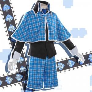 しゅごキャラ!ほとり ただせ キング 王子様 制服 青色 コスチューム