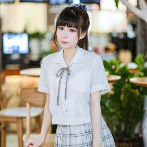 在庫!Jk制服  女子 制服  短袖 通学 日常用 衣装